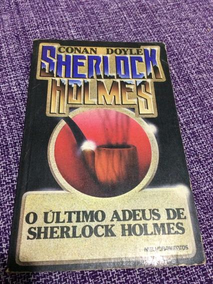 Sherlock Holmes - O Último Adeus De Sherlock
