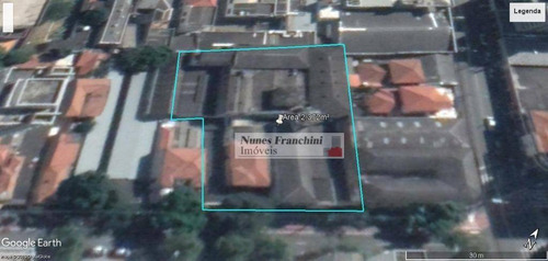 Terreno 2.372m² Zeu - Vila Mariana - Te0097