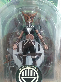 Boneco Hawkgirl - Blackest Night - Lanterna Negra