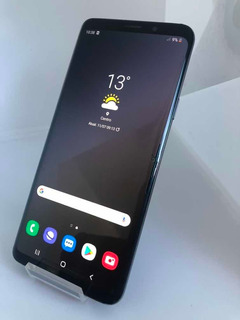 Samsung Galaxy S9 Plus 128gb Trincado Na Tela Não Interfere