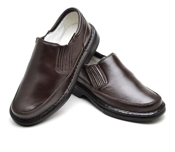 Sapato Masculino/ Nº 37 Ao 48 / Anti Stress / Ranster 2009