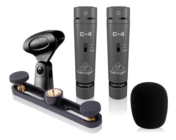Microfone Condensador Cardióide Behringer C4