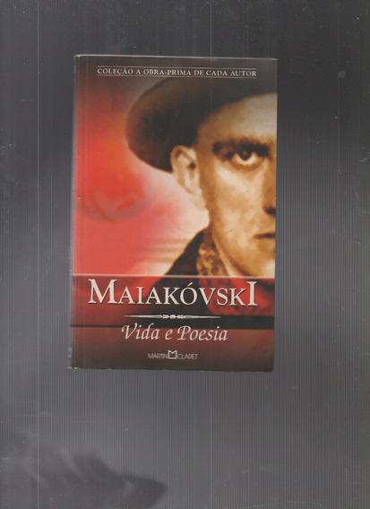 Livro Maiakóvski- Vida E Poesia