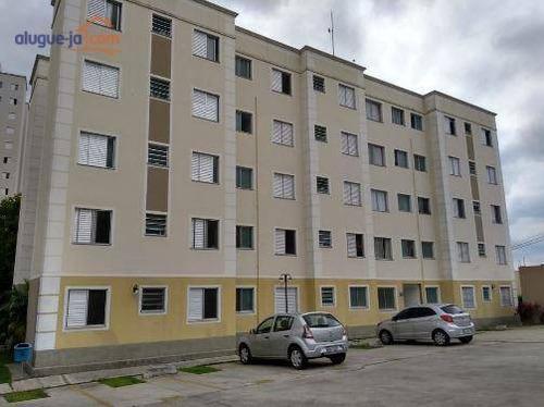 Apartamento Com 2 Dormitórios À Venda, 50 M² Por R$ 160.000 - Jardim Califórnia - Jacareí/sp - Ap12265