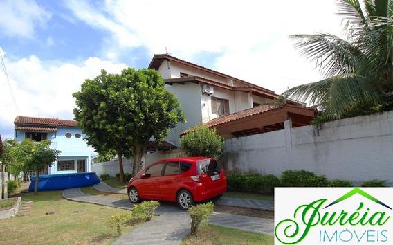 Sobrado Com 4 Dormitórios, Sendo 1 Suíte, Centro De Peruíbe.