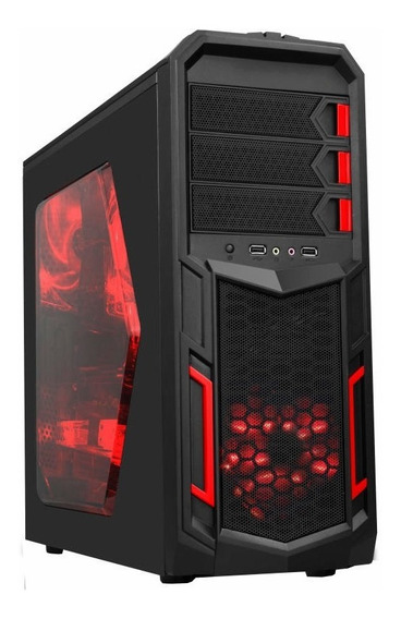 Pc Gamer 7480 A6 8gb Ssd Turbo 3.8ghz Radeon R5 Novo!