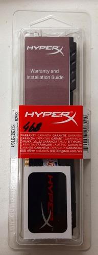 Imagem 1 de 5 de Memória 4gb Ddr4 Hyper X