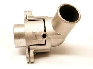 Toma De Agua Chevrolet Aveo 1.6 06-10 Aluminio