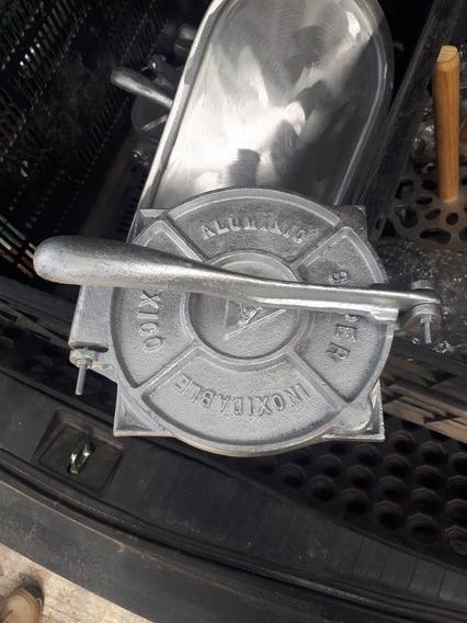 Torteadora De Aluminio