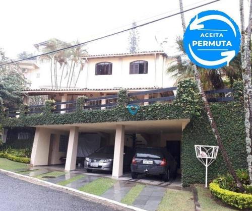 Imagem 1 de 23 de Casa Com 3 Dormitórios À Venda, 158 M² Por R$ 1.100.000,00 - Condomínio Nova São Paulo - Itapevi/sp - Ca0475