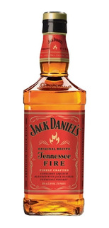 Whisky Jack Daniels Fire 750ml Whiskey Importado Tennessee