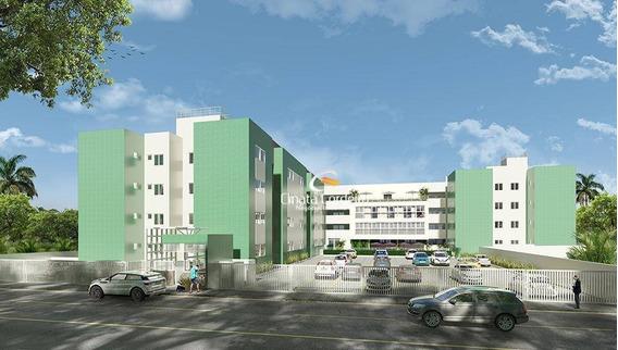 Apartamento Com 2 Dormitórios À Venda, 36 M² Por R$ 145.000 - Jardim Cidade Universitária - João Pessoa/pb - Ap2471