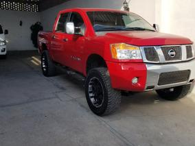 Nissan Titan 2009 4x4