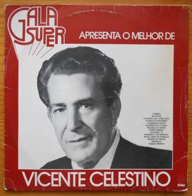 Vicente Celestino Lp Nacional Usado Gala Super Apresenta 82