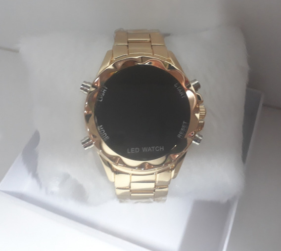 Lindo Relógio Digital Feminino+brinde Confira Exclusivo
