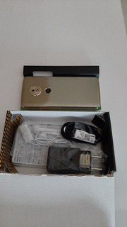 Motorola Moto G6 Play 32gb Usado Ouro Vitrine