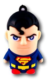 Memoria Usb 2gb 2.0 Super Heroes Varios Modelos Anti Impacto