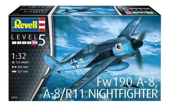 Revell Avion Fw 190 A-8/r11 1/32 Supertoys Hobbys