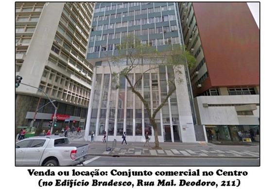 Cjto Comercial/sala Para Alugar - 00505.002