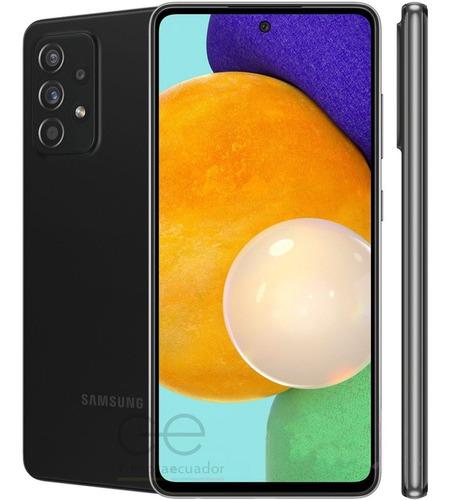 Imagen 1 de 10 de Samsung Celular A52 128gb 6 Ram Cuádruple Cámara 64 Mp Ip67