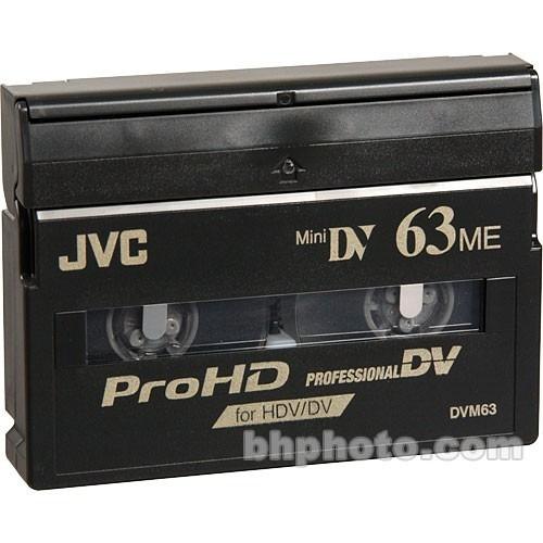 Cinta Mini Hdv Jvc Mdv63pro Hd