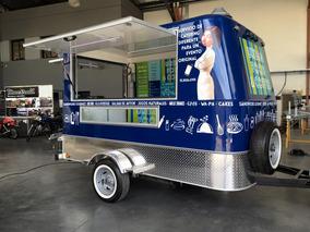 Food Truck Para Comida Rápida Homologado