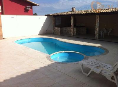 «maravilhosa Casa Com 03 Quartos Na Granja Dos Cavaleiros Em Macaé-rj» - Ca0414