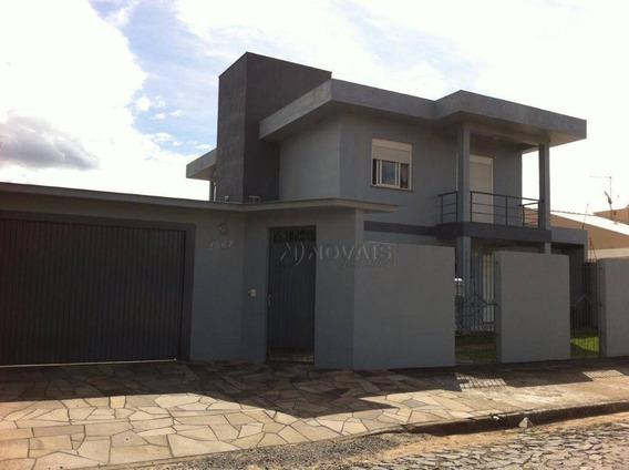 Casa Com 3 Dormitórios À Venda, 268 M² Por R$ 689.000 - Santo André - São Leopoldo/rs - Ca1155
