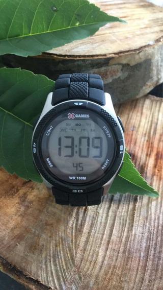 Relógio Xgames Masculino Xmppd189 Pulseira Borracha