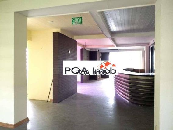 Casa Para Alugar, 500 M² Por R$ 10.000,00/mês - Boa Vista - Porto Alegre/rs - Ca0616