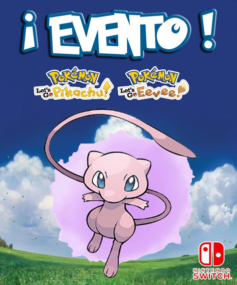 Mew / Evento Poké Ball Plus - Pokémon Let