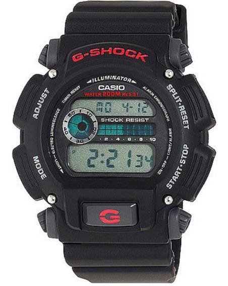 Reloj Casio G-shock Dw-9052-1v - 100% Nuevo Y Original