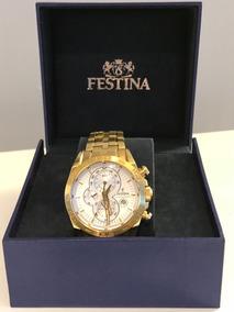 Relógio Festina Chronograph F16656