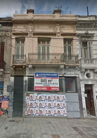Hotel Con Local Sobre Rivadavia. Pb. E.p Y 1er Piso