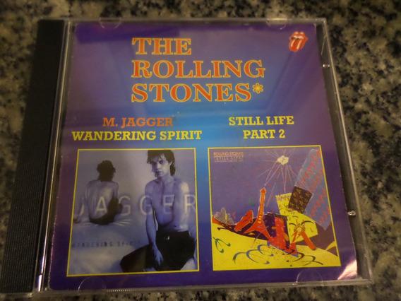 Cd Rolling Stones Still Life E Mick Jagger Wandering Spirit