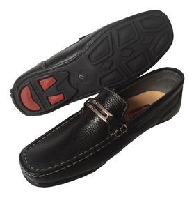 Zapatos Superflex Hombre Promoción 100% Cuero Nacional
