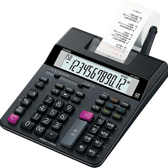 Calculadora Impresora Casio Hr-150rc Reemplaza Hr-150tm
