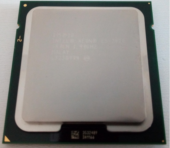 Intel Xeon E5-2420 Hexa Core 1.90ghz/15m/7.20gt/s Qpi