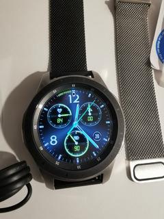 Reloj Smart Watch Samsung Galaxy 46mm Box + Mallas + Templa