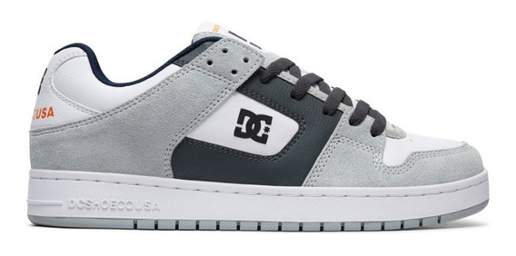 Zapatillas Unisex Dc Shoes Manteca Gris Cu1191112025