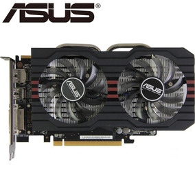Placa De Video Amd Radeon R7260x Asus Dual-fan Semi-nova