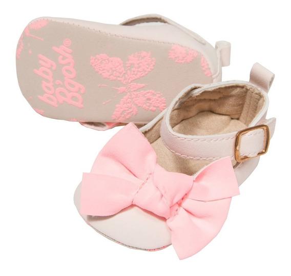 Oshkosh Sapato Bebê Menina Princesa Rosa Bebê Laço Delicado