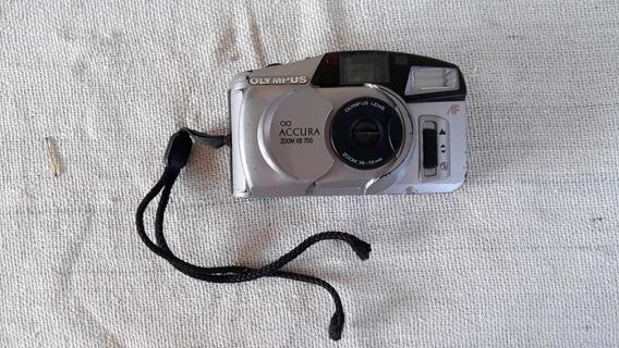 Máquina Fotográfica Olympus Accura Zoom Xb 700 Cod 3288