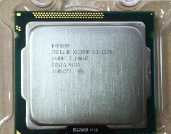 Processador Xeon E3 1220