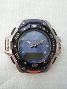 Relógio Casio Divers 100m Marine Gear Mrs-301 Raridade