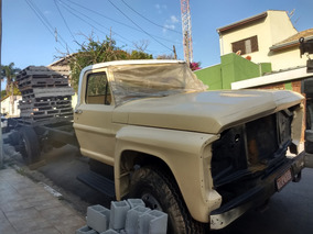 Ford Ft 8000 Ano 1978