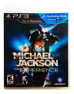 Michael Jackson The Experience Nuevo Ps3 - Playstation 3