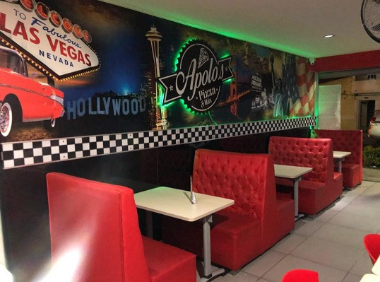 Restaurante Pizzeria Y Comidas Rapidas