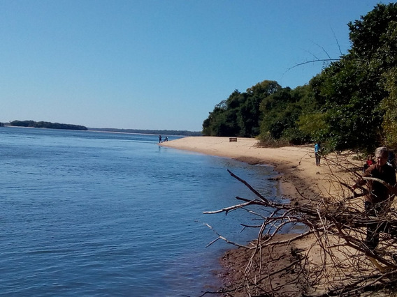 Lote Rio Parana Pesca Itatí B°cerrado $60000 Y 48 Ctas Fija