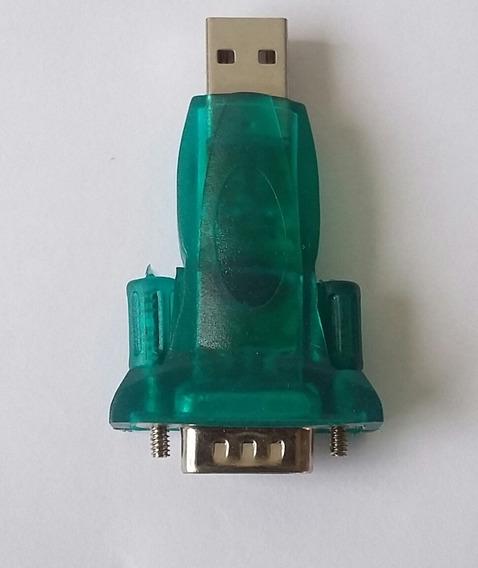 Kit C/ 8 Adaptador Conversor Usb Serial Db9 Mod Rs232